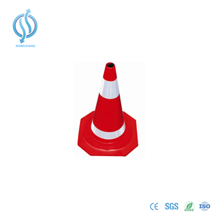 500mm Safety Red Cone