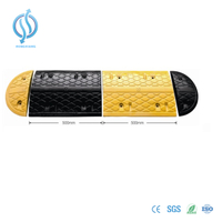 500mm Rubber Speed Bump