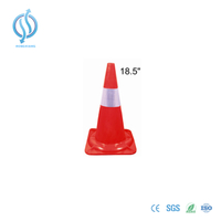 Road Reflective Cone 470mm