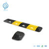 Durable Pressureproof Industrial Safety Rubber Car Speed Hump