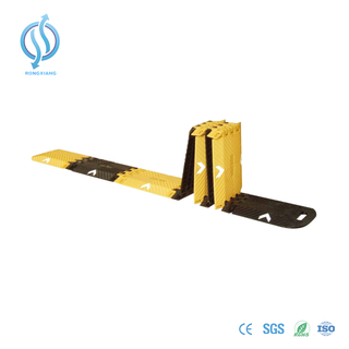 TPU Portable Retractable Fold Speed Hump