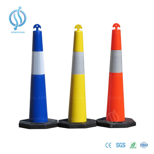 Plastic T-Top Conical Post