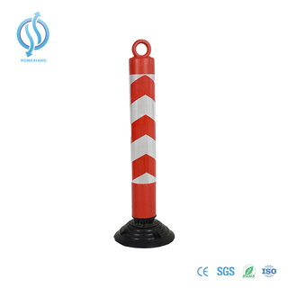 PE Flexible Warning Post with Lifting Ring