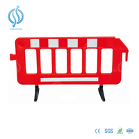 Traffic Plastic Barrier Barrier